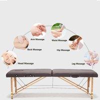Wooden Massage bed