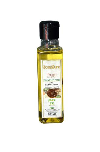 Shankhpuspi With Rudraksh Hair Oil