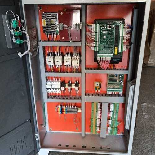 Integrated Open Loop Control Panel