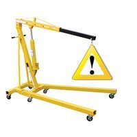 Floor Hydraulic Jib Crane