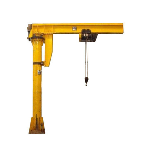 Post Mounted Jib Crane