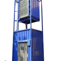 Goods Lift Cage
