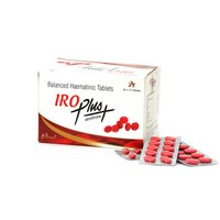 Iro-Plus Tablet & Capsule