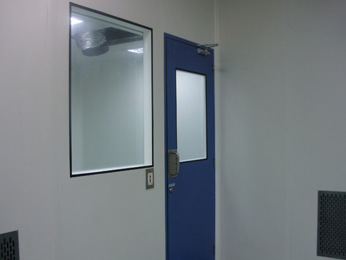 Clean Rooms Doors For Pharmaceuticals