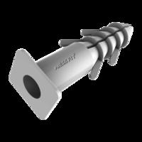 Press Fit Wall Plug