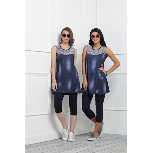 Tunic Capri Suits