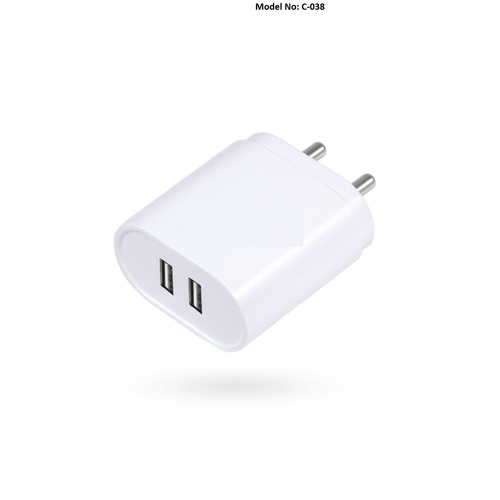 3.4 Amp 2 USB DOCK C-038