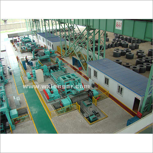 HR Steel Coil Slitting Line