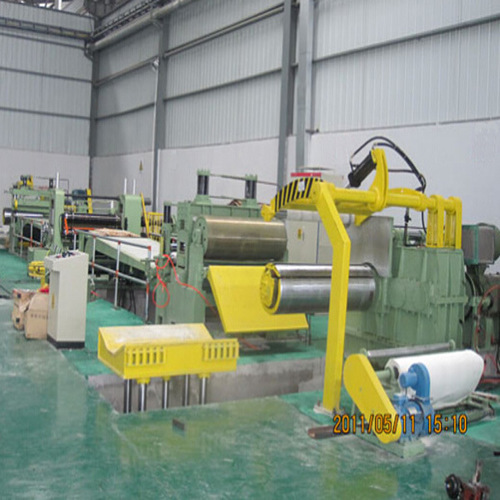 Stainless Steel High Speed Slitting Line