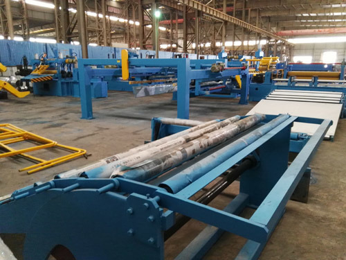 Hot Sale Stainless Steel Slitting Line