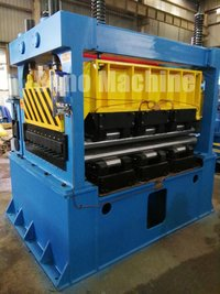 Metal Sheet Steel Coil Cutting Machine
