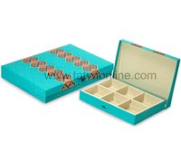 Designer Dry Fruit Boxes with partitions