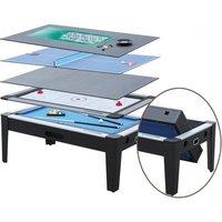 Pool Cum Air Hockey Table