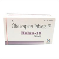 Olanzapine 10 Tablet