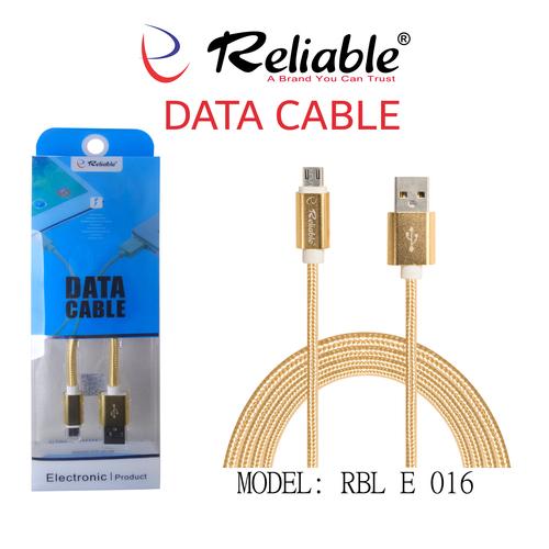 Heavy Duty Data Cable 2 A (V8) E-016