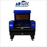single head Co2 laser cutting machine