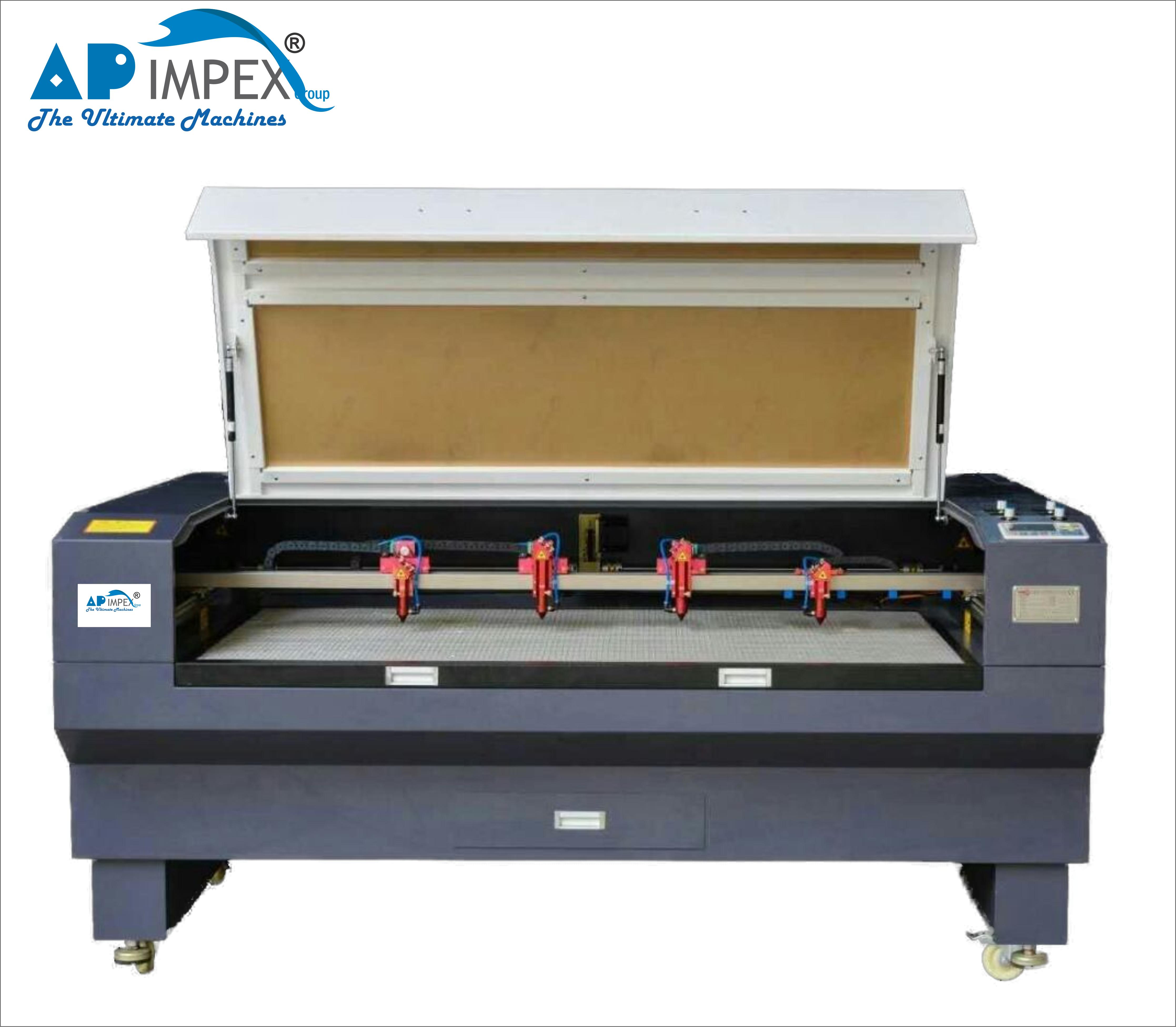 Acrylic laser cutting machine in india
