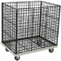 Plastic Coated Trolley