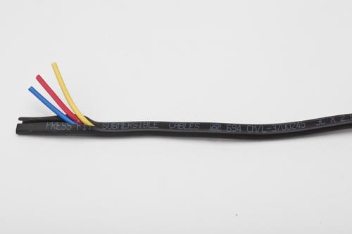 Press Fit Three Core Cable