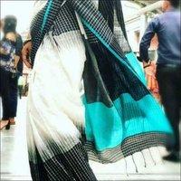Khadi Saree