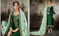 NEW DESIGNER PLAZA STYLI SUITS