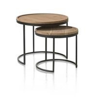 Kimberland Side Table Set of 2