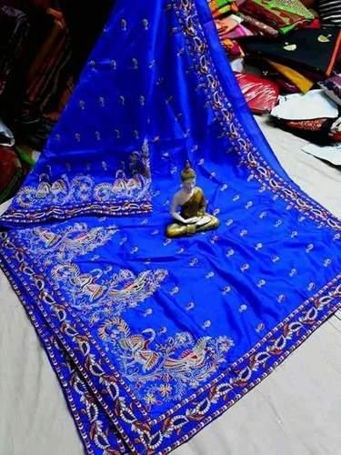 Handloom Kantha Sarees