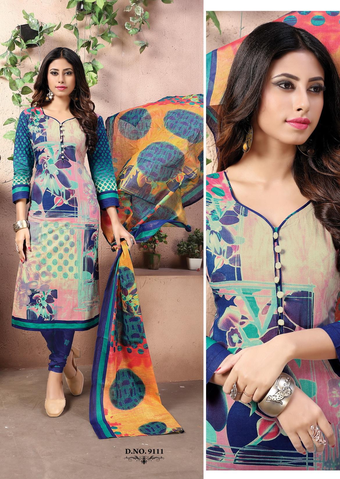 Pure Cotton Dress Wholesale