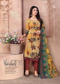 Women Cotton Salwar Kameez