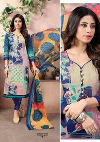 Women Cotton Salwar Kameez