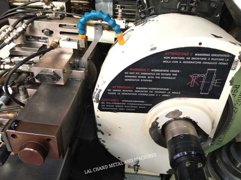 CNC GEAR GRINDER GLEASON  PFAUTER  G 320.