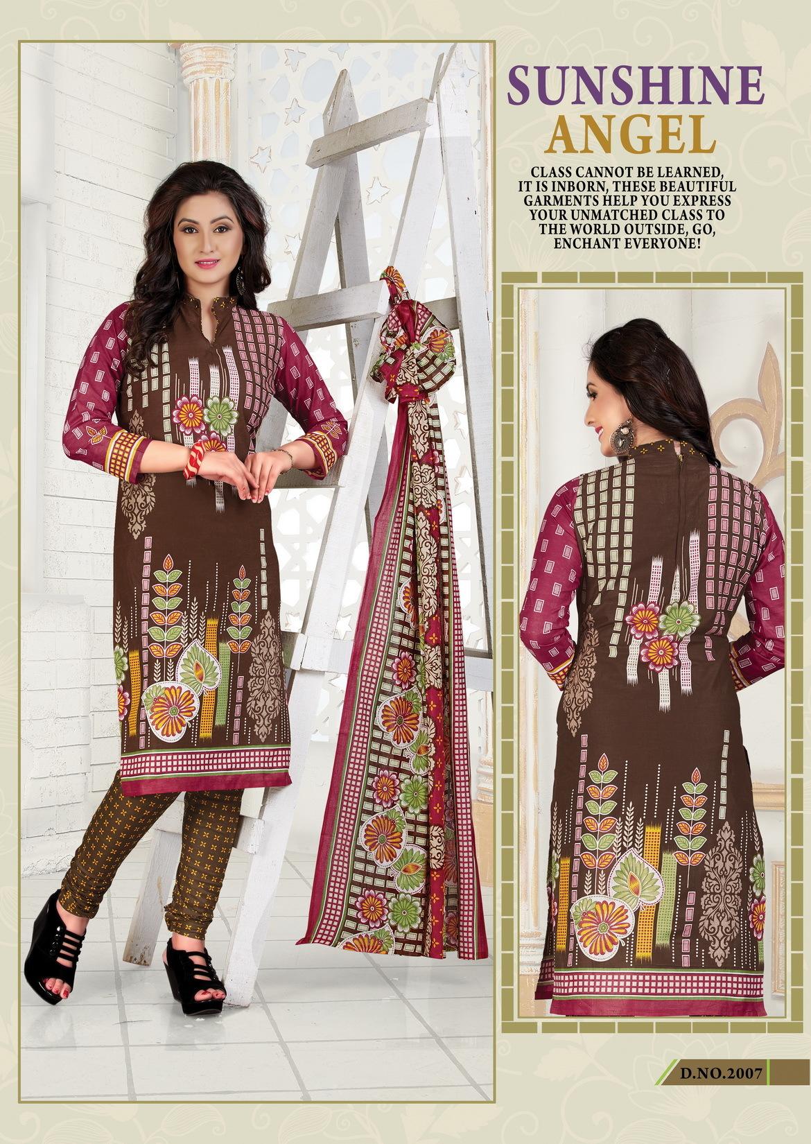new cotton salwar kameez