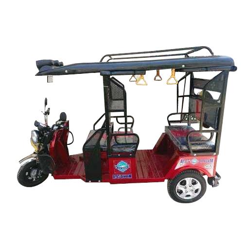 Battery E-Rickshaw New Model