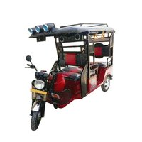 Atut Sangam Battery  Rickshaw Operated