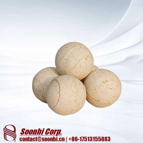 High Alumina Refractory Ball