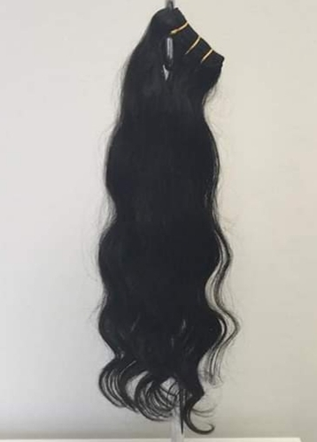 Unprocessed Indian  virgin quality hair