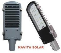 Solar MPPT LED Street Light