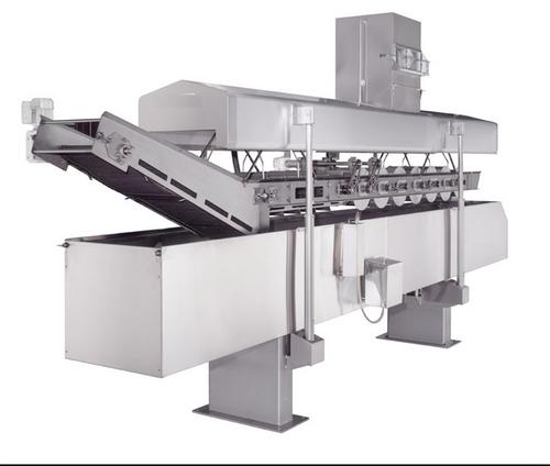 Potato Wafer Fryer Machine