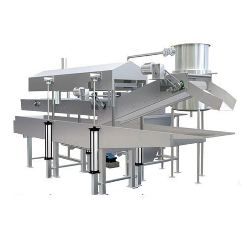 Mini Continuous Namkeen Fryer