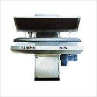 Double Bed Steam Press Machine