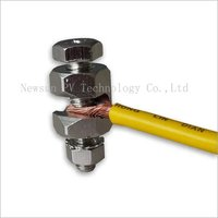 Grounding Clamp Solar Earth Lugs And Solar Grounding Connector
