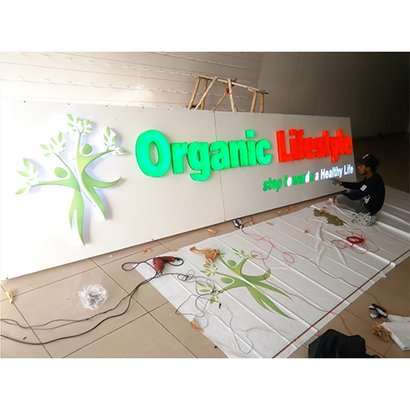 Promotional Acrylic Sign Boards