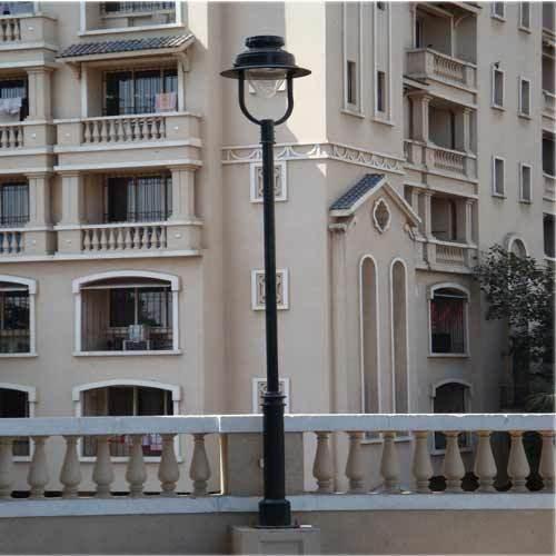 Classical Lamp Post