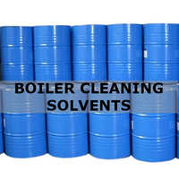 Boiler Cleaning Solvents