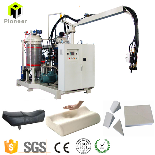 High Pressure Polyurethane PU Foam Molding Machine For PU Block Foam