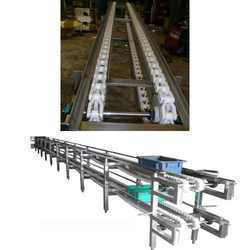 Industrial Crate Conveyor