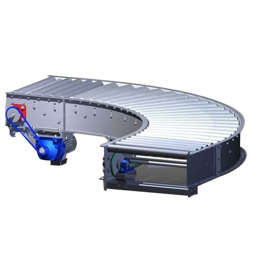 Industrial Curved Conveyors