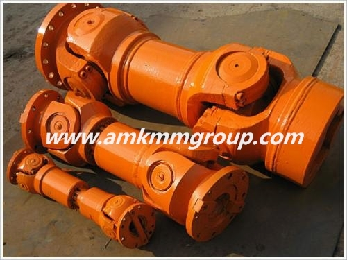 Coupling Spindle