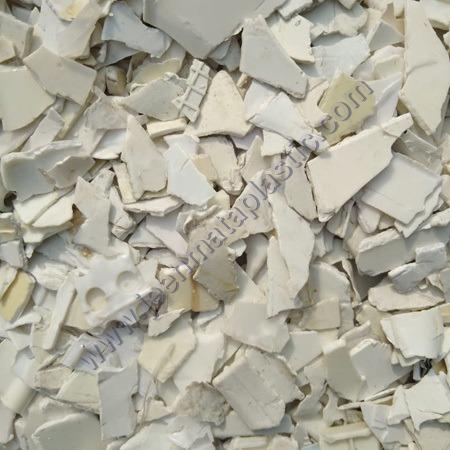 Super White HIPS Plastic Scrap