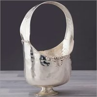 SILVERPLATED BASKET